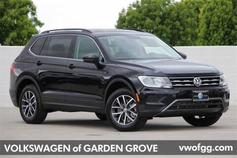 2019 Volkswagen Tiguan for sale in Garden Grove, CA