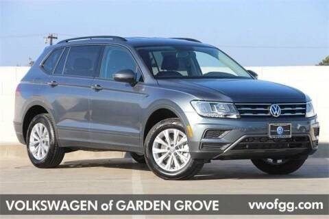 2020 Volkswagen Tiguan 2.0T S for sale at Volkswagen of Garden Grove in Garden Grove CA