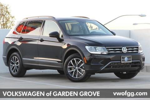 2020 Volkswagen Tiguan 2.0T SE for sale at Volkswagen of Garden Grove in Garden Grove CA