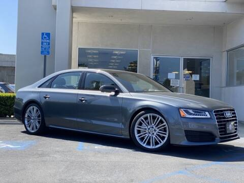 2017 Audi A8 L 3.0T quattro for sale at Volkswagen of Garden Grove in Garden Grove CA