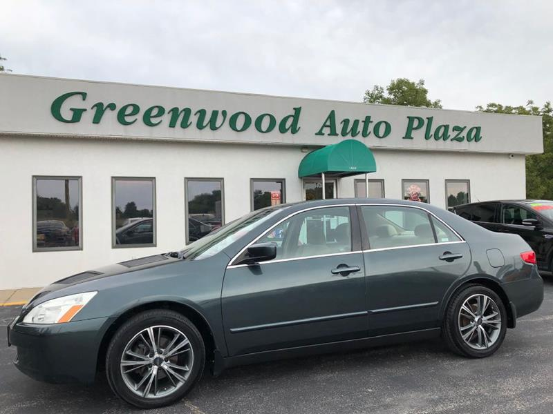 2005 Honda Accord For Sale At Greenwood Auto Plaza In Greenwood MO