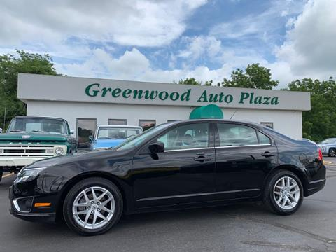 2012 Ford Fusion for sale in Greenwood, MO