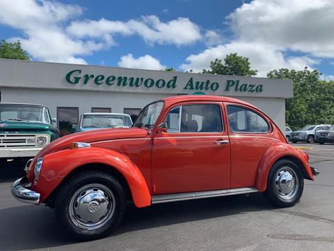 1972 Volkswagen Beetle for sale in Greenwood, MO
