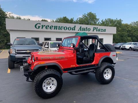 1979 Jeep CJ-7 for sale in Greenwood, MO