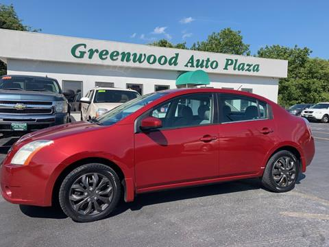 2008 Nissan Sentra for sale in Greenwood, MO