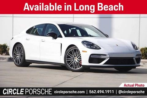 2017 Porsche Panamera for sale in Long Beach, CA