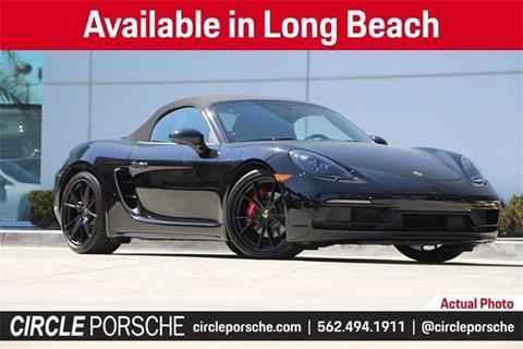 2018 Porsche 718 Boxster for sale in Long Beach, CA