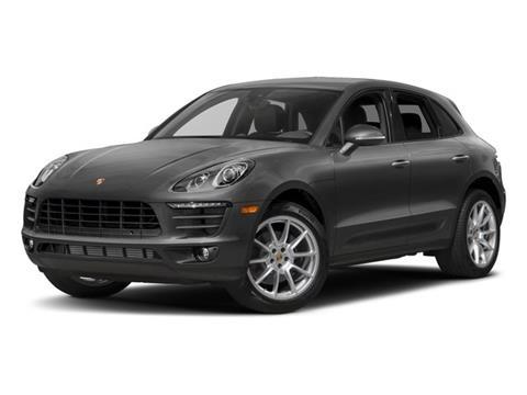 2018 Porsche Macan for sale in Long Beach, CA