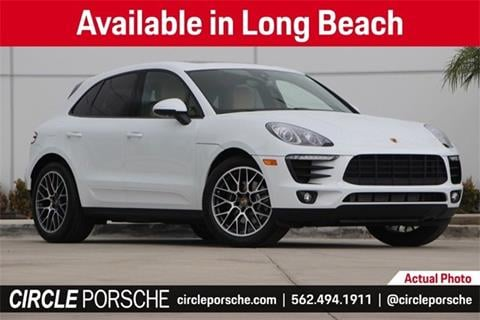 2018 Porsche Macan for sale in Long Beach, CA