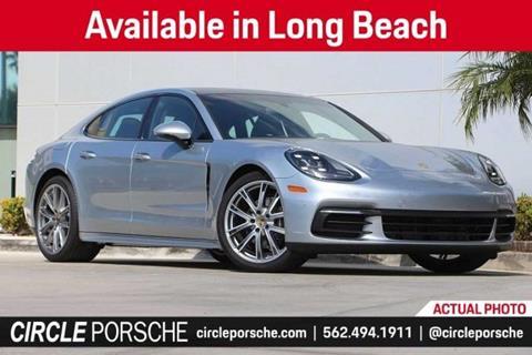 2018 Porsche Panamera for sale in Long Beach, CA