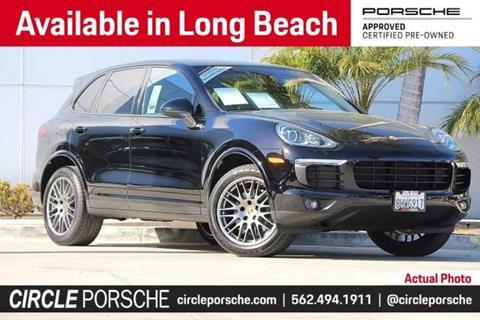2018 Porsche Cayenne for sale in Long Beach, CA