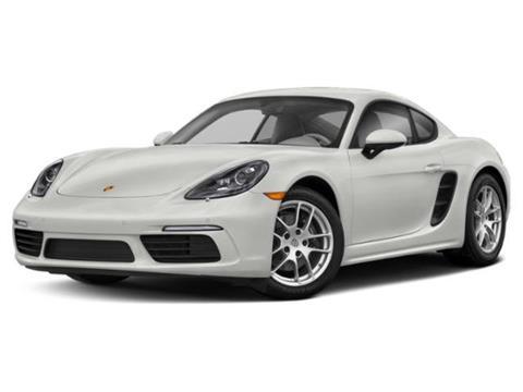 2018 Porsche 718 Cayman for sale in Long Beach, CA