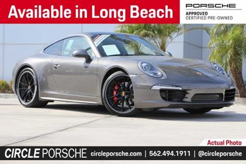 2015 Porsche 911 for sale in Long Beach, CA