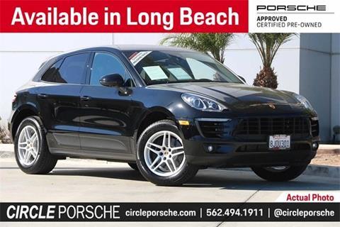 Porsche Long Beach >> 2018 Porsche Macan For Sale In Long Beach Ca