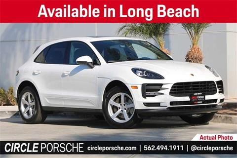 2020 Porsche Macan for sale in Long Beach, CA