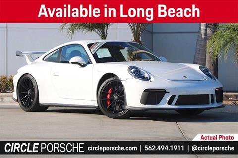 2018 Porsche 911 for sale in Long Beach, CA