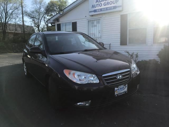 2008 Hyundai Elantra For Sale At Adams Auto Group LLC In Grandview MO