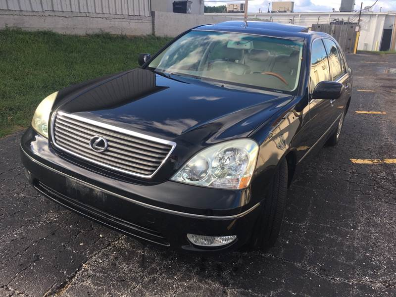 2002 Lexus LS 430 For Sale At Adams Auto Group LLC In Grandview MO
