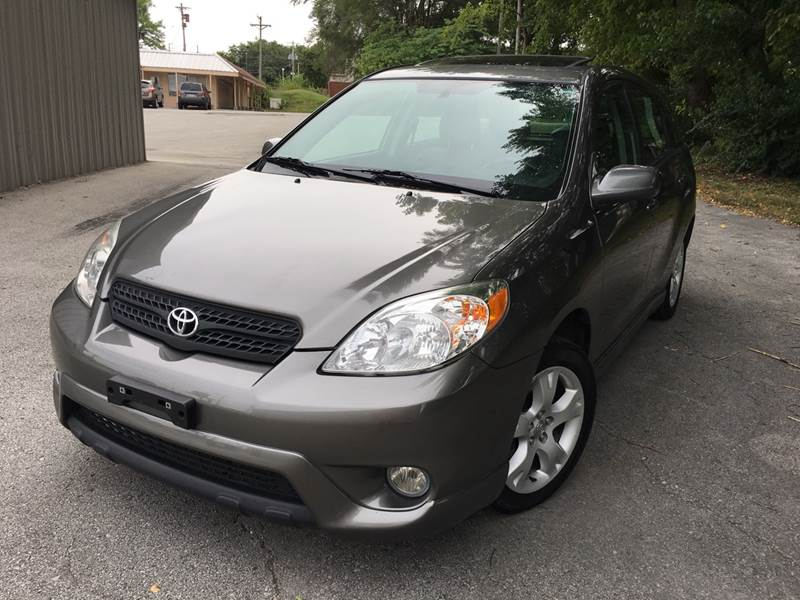 2005 Toyota Matrix For Sale At Adams Auto Group LLC In Grandview MO