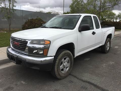 2007 GMC Canyon for sale in San Diego, CA