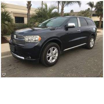 2013 Dodge Durango for sale in San Diego, CA
