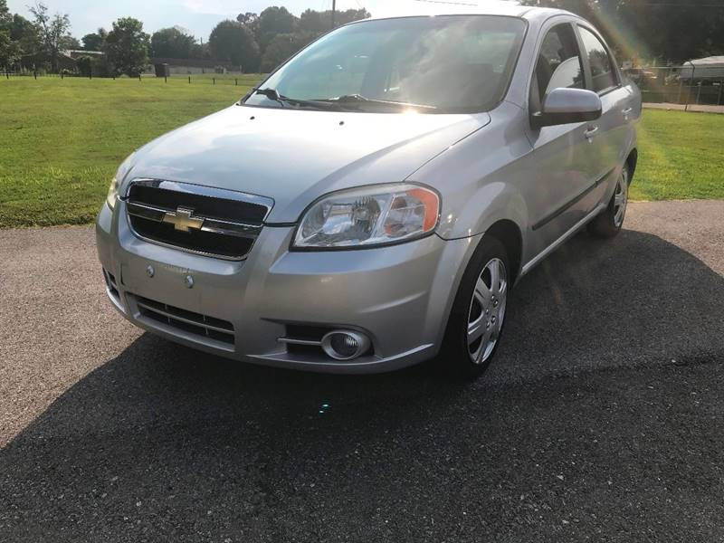 2011 Chevrolet Aveo For Sale At RPM AUTO LAND In Anniston AL