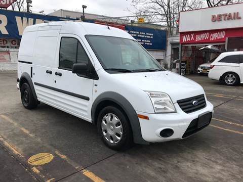2011 Ford Transit Connect for sale at Sports & Imports Auto Inc. in Brooklyn NY