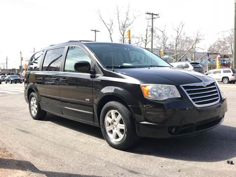 2008 Chrysler Town and Country for sale at Sports & Imports Auto Inc. in Brooklyn NY