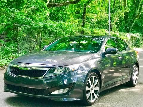 2011 Kia Optima for sale at Sports & Imports Auto Inc. in Brooklyn NY