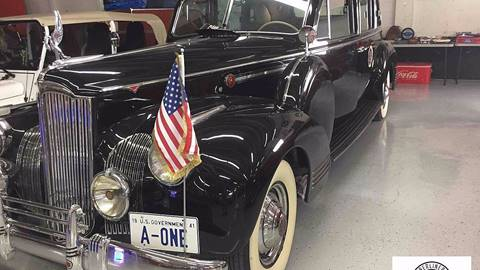 1941 Packard Super 8 for sale in Dania Beach, FL