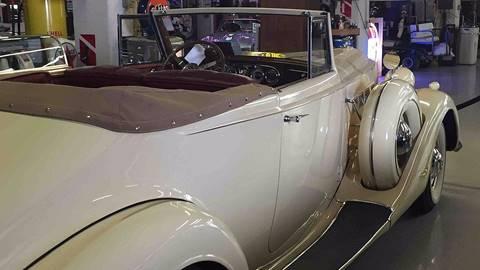 1937 Packard Super 8