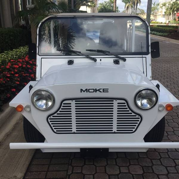 2018 Electric MOKE for sale at Berliner Classic Motorcars Inc in Dania Beach FL