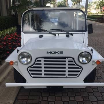 2018 Electric MOKE for sale at Berliner Classic Motorcars Inc in Dania Beach FL