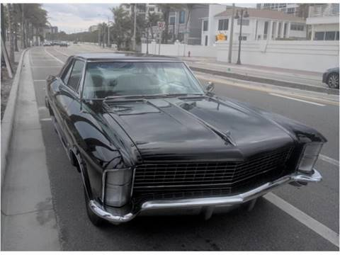 1965 Buick Riviera for sale at Berliner Classic Motorcars Inc in Dania Beach FL