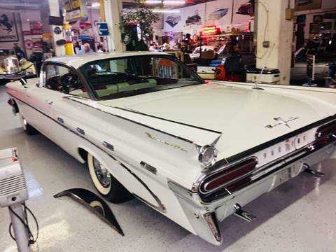 1959 Pontiac Bonneville for sale at Berliner Classic Motorcars Inc in Dania Beach FL