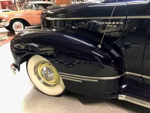 1947 Hudson Super Six