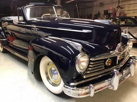 1947 Hudson Super Six for sale in Dania Beach, FL