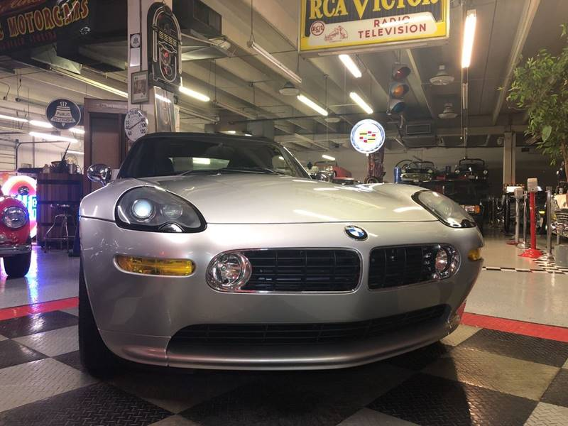 2001 BMW Z8 for sale at Berliner Classic Motorcars Inc in Dania Beach FL