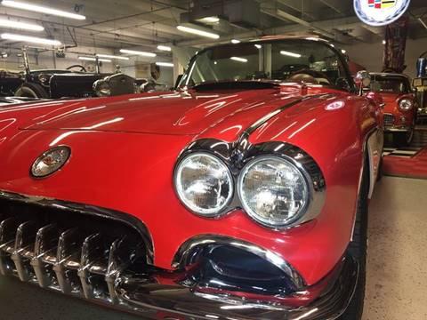 Chevrolet Corvette For Sale in Dania Beach, FL - Berliner