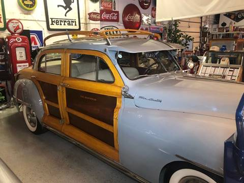 1947 Chrysler Town and Country for sale in Dania Beach, FL