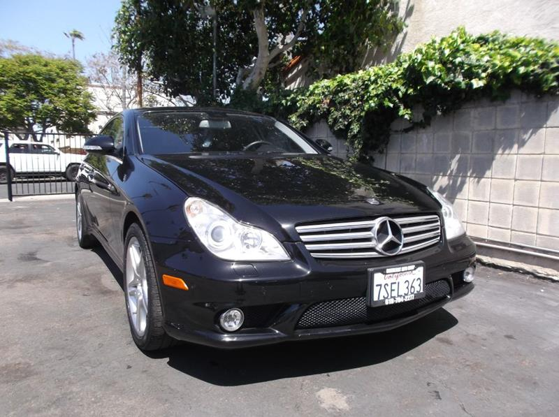 2007 Mercedes Benz CLS For Sale At San Diego Auto Traders In San Diego CA