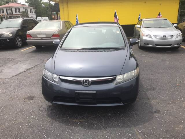 2008 Honda Civic For Sale At Spinning Wrenches Complete Auto Care U0026 Auto  Sales In Columbia
