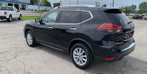 2018 Nissan Rogue for sale in Hillsboro, OH