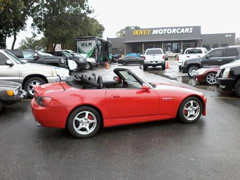 2001 Honda S2000 for sale in San Antonio, TX