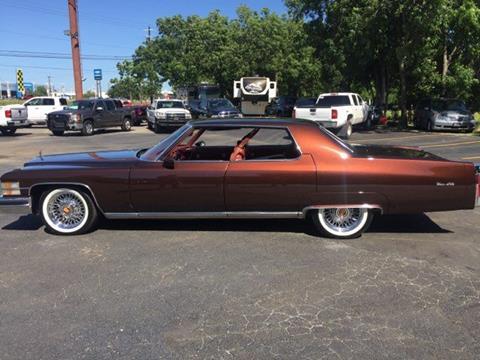 1974 Cadillac DeVille for sale in San Antonio, TX