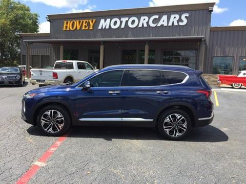 2019 Hyundai Santa Fe for sale in San Antonio, TX