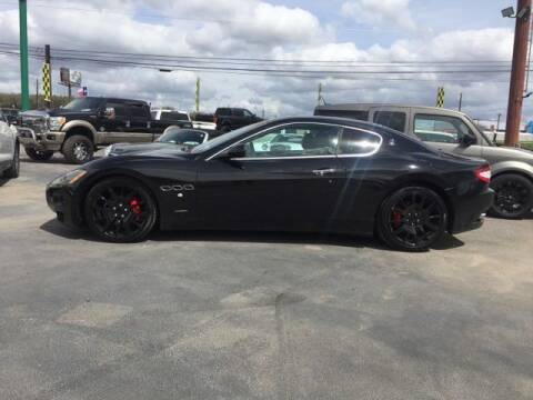 2008 Maserati GranTurismo for sale at HOVEY MOTORCARS in San Antonio TX