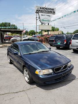 2001 Volvo C70 for sale at HODGE MOTORS in Bristol TN
