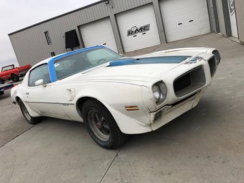 1970 Pontiac Trans Am for sale in Lincoln, NE