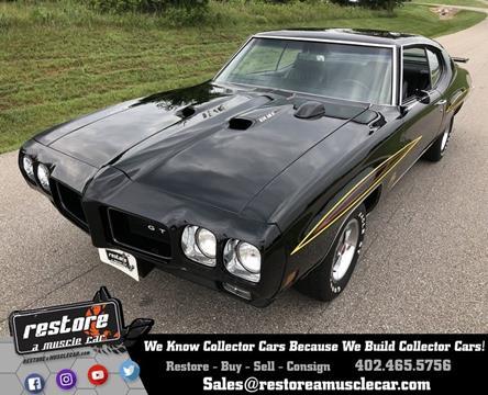 1970 Pontiac GTO for sale in Lincoln, NE